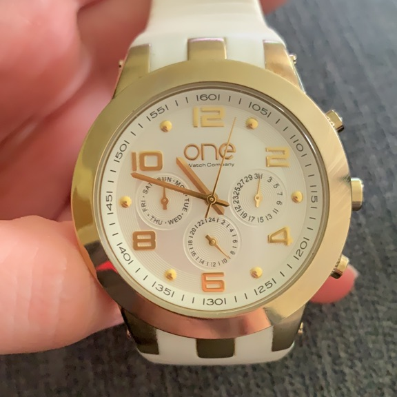 One watch