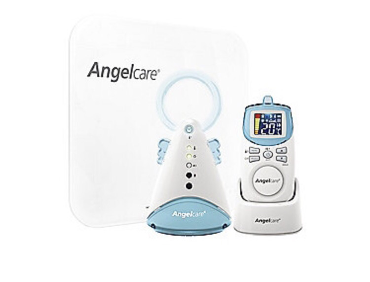 Angel care monitor / mat