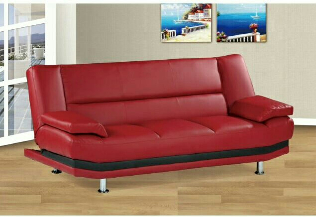 LEATHER RECLINER SOFAS AND SOFA BEDS, BARGAIN PRICES FROM £199
