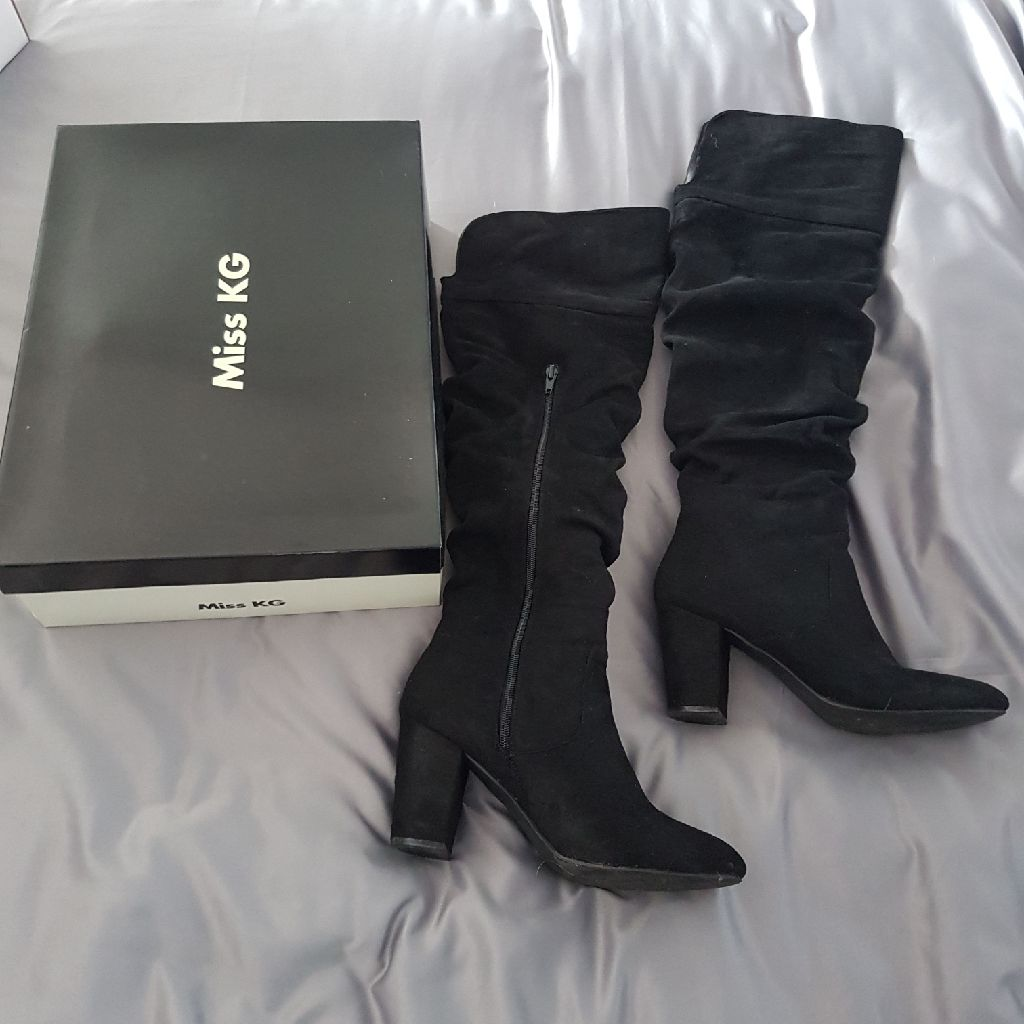 Miss KG boots size 7