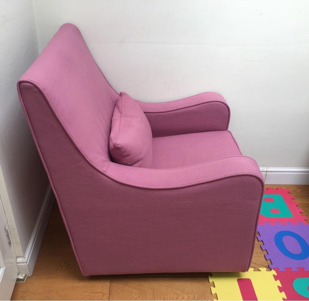Hush hush 360 glider and footstool