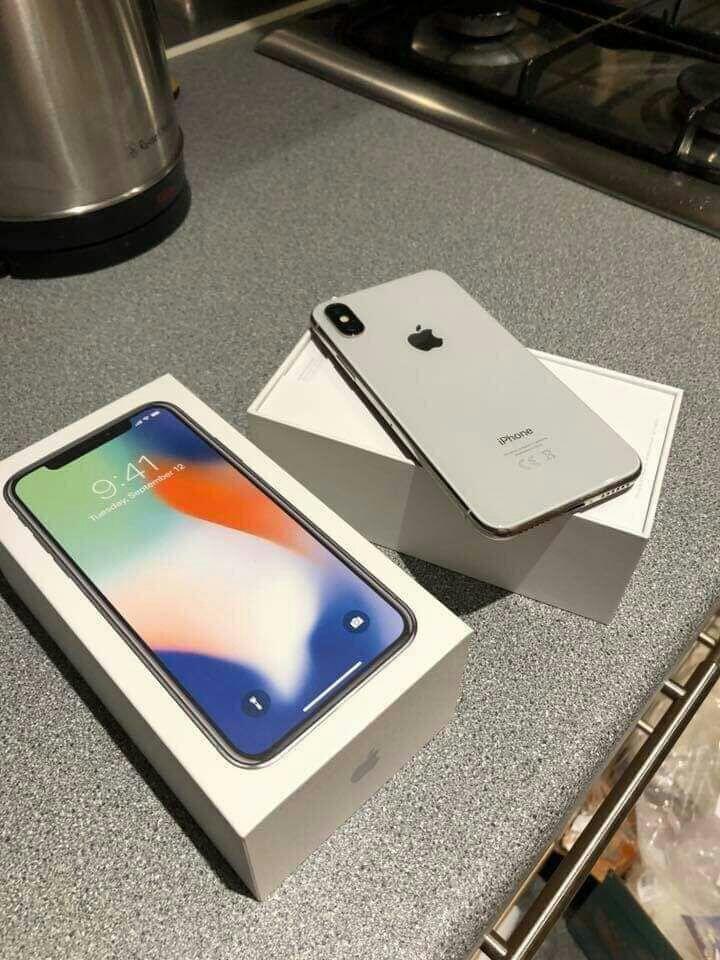 Iphone X 256GB Unlocked Brand New