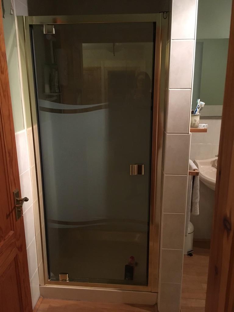 Daryl shower door for sale