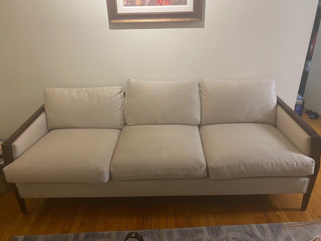 Baker Tan Couch