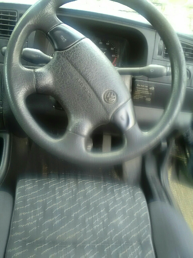 VW Golf Convertible MK3