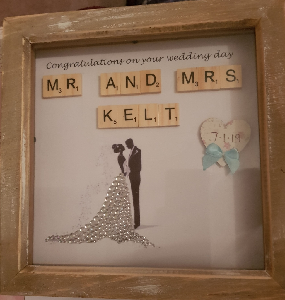 Personalised Shadow Boxes