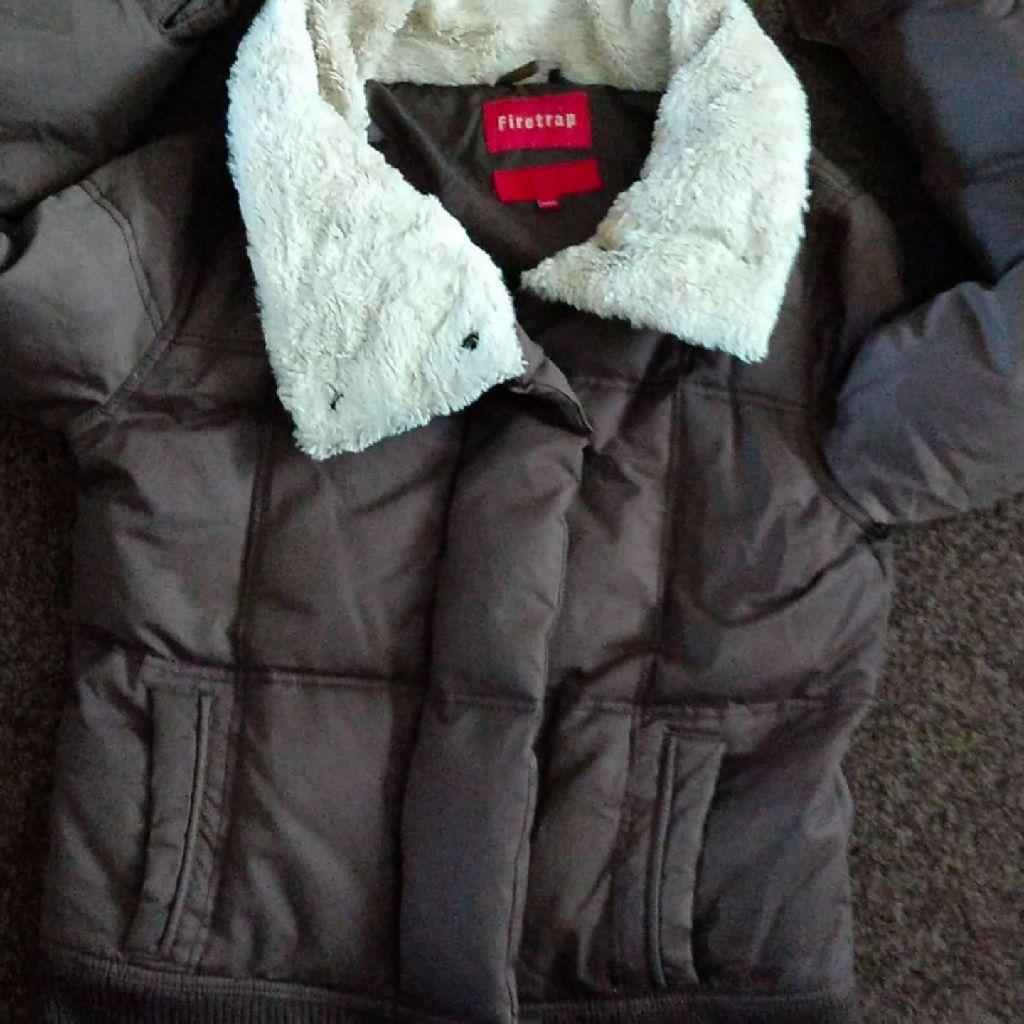 Ladies size m firetrap jacket