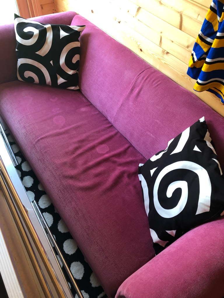 Free Pink Sofa