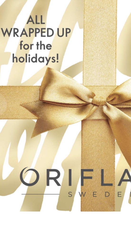 Christmas Catalogue Oriflame
