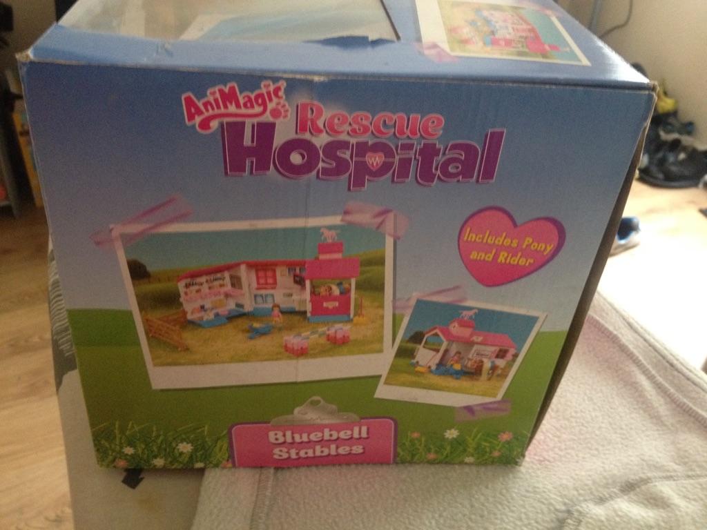 AniMagic Rescue Hospital