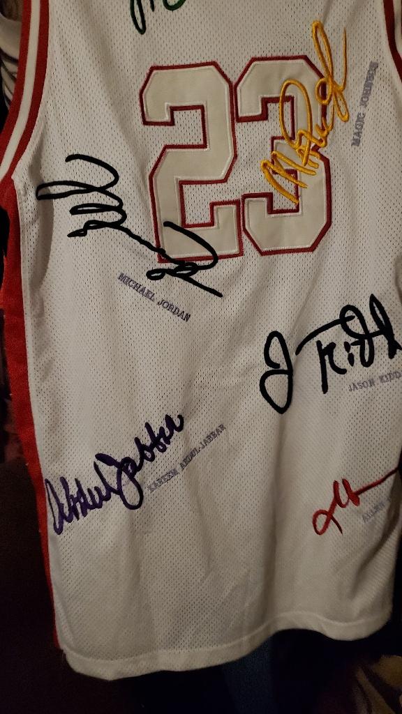 Jersey allstar 90s
