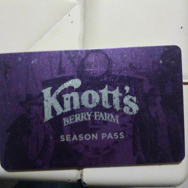 Knots season pass