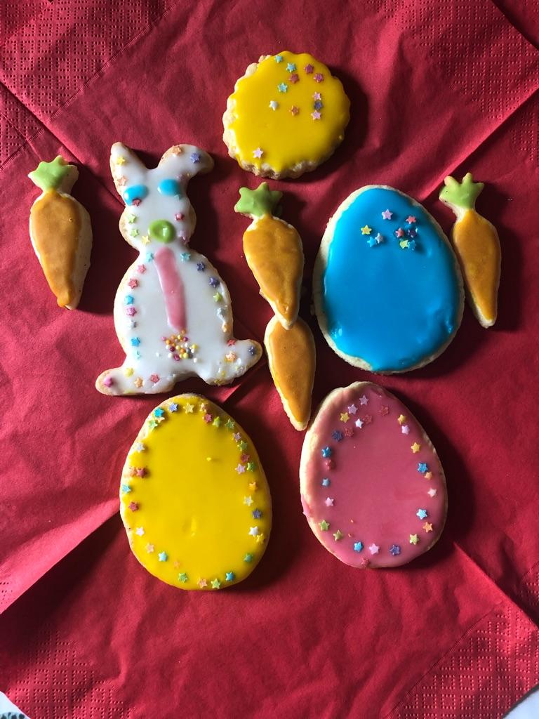 Eastern handmade biscuits