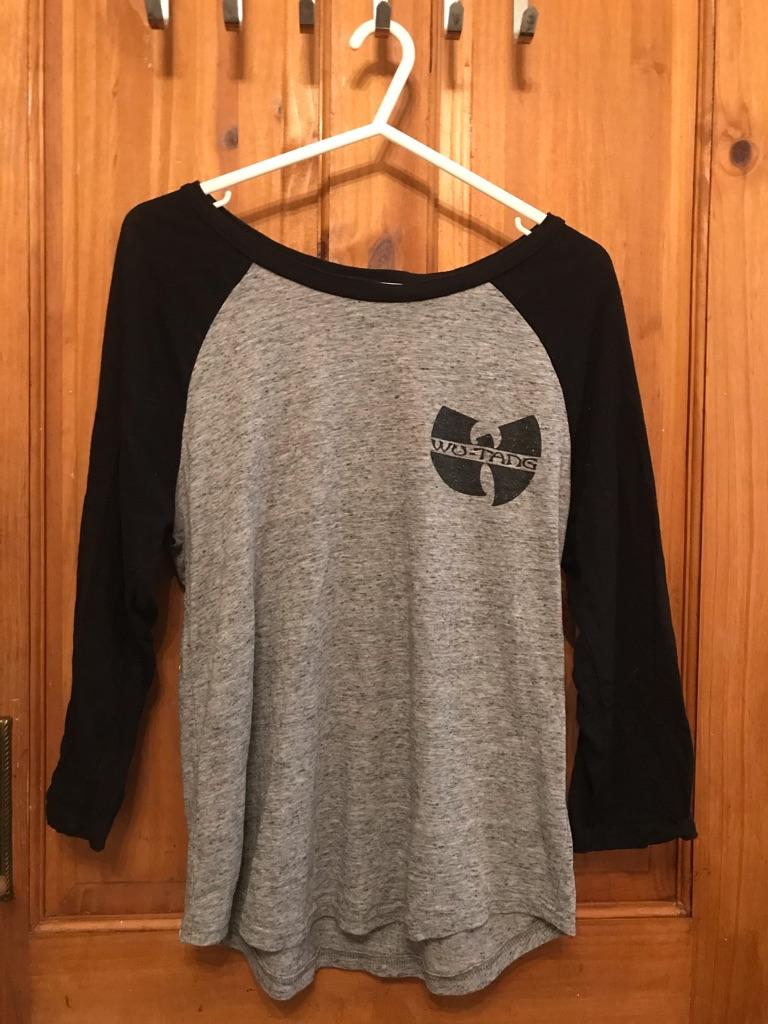 Forever 21 Wu-tang 3/4th Shirt