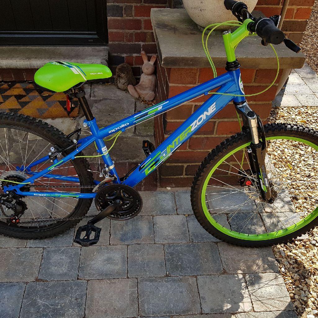 Apollo Interzone Boys Bike. (8 to 11 years)