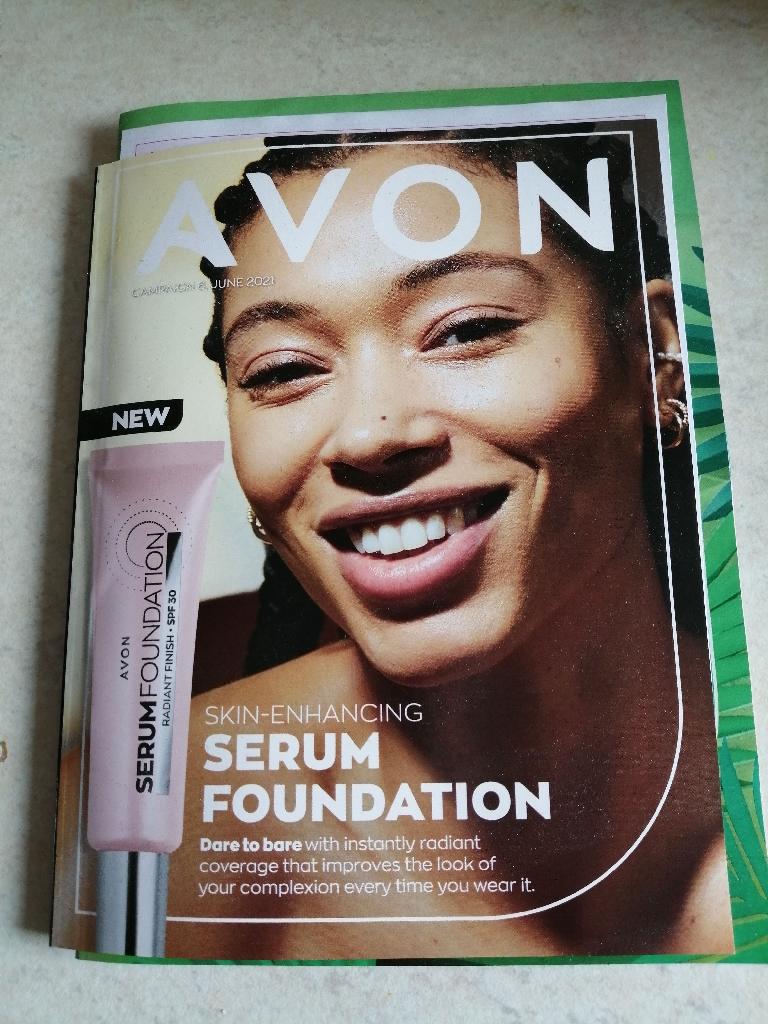Avon brochure-June edition