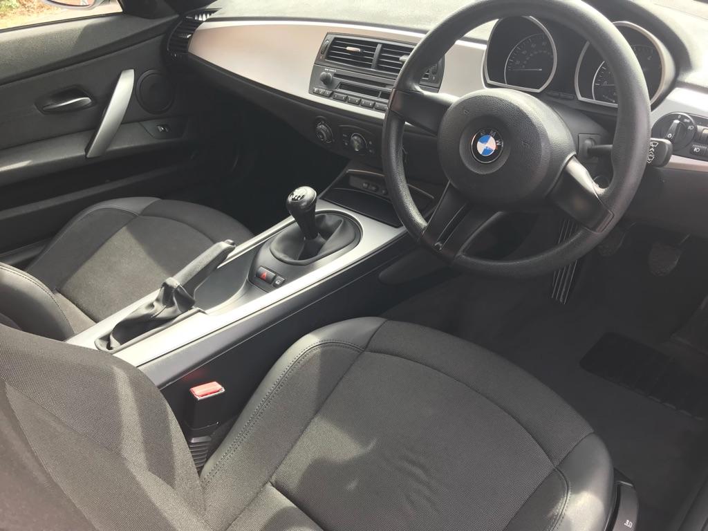 BMW Z4 GREY