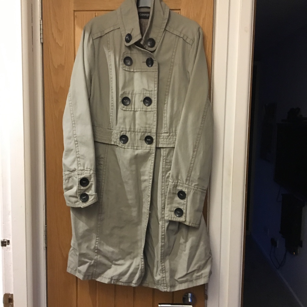 Size 14 coat.