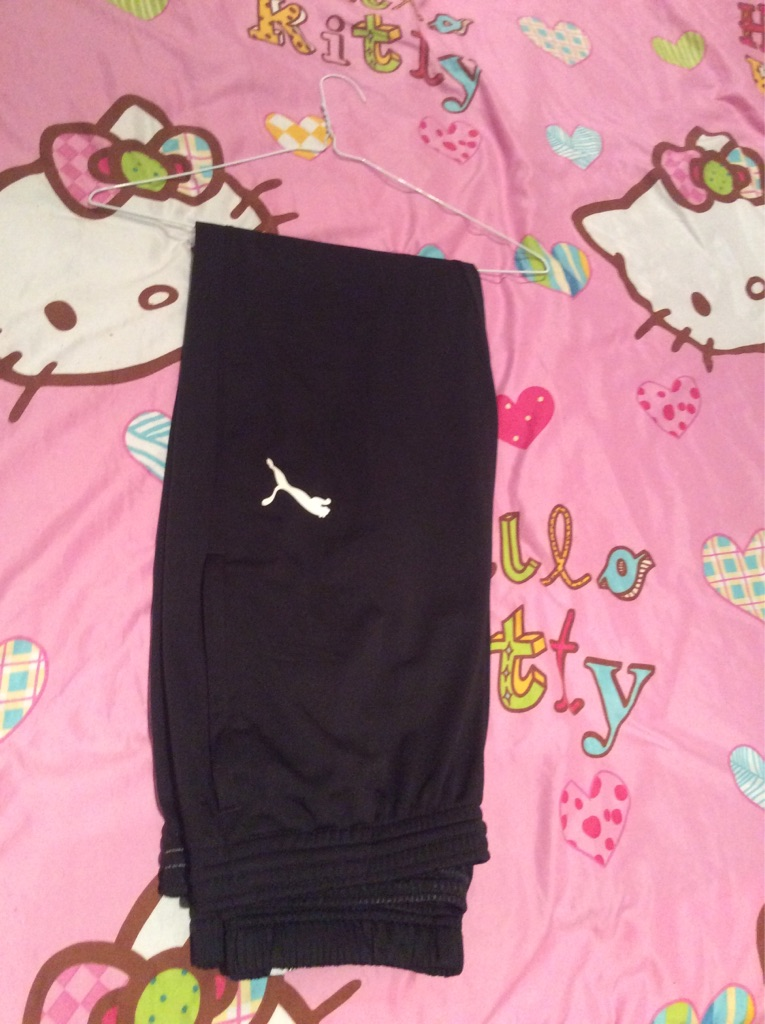 Nike And Adidas Trouser