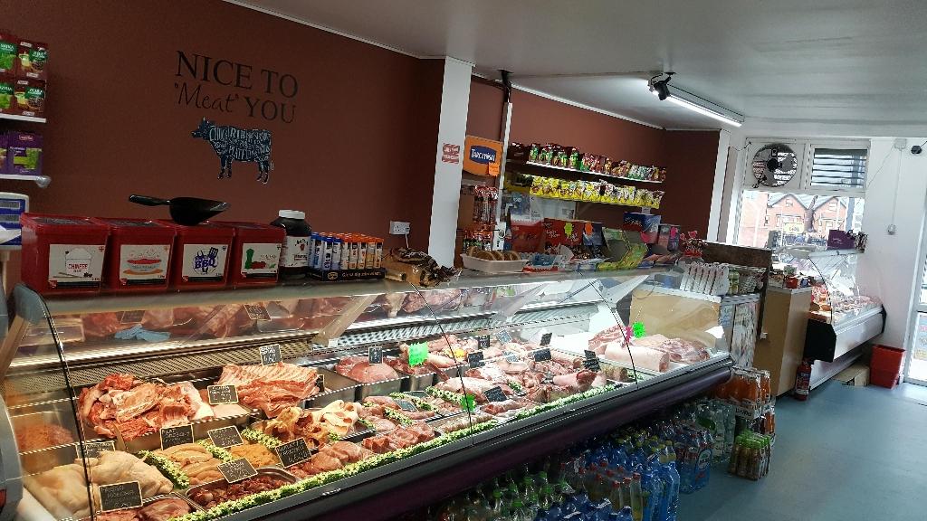 Polish shop/Butcher