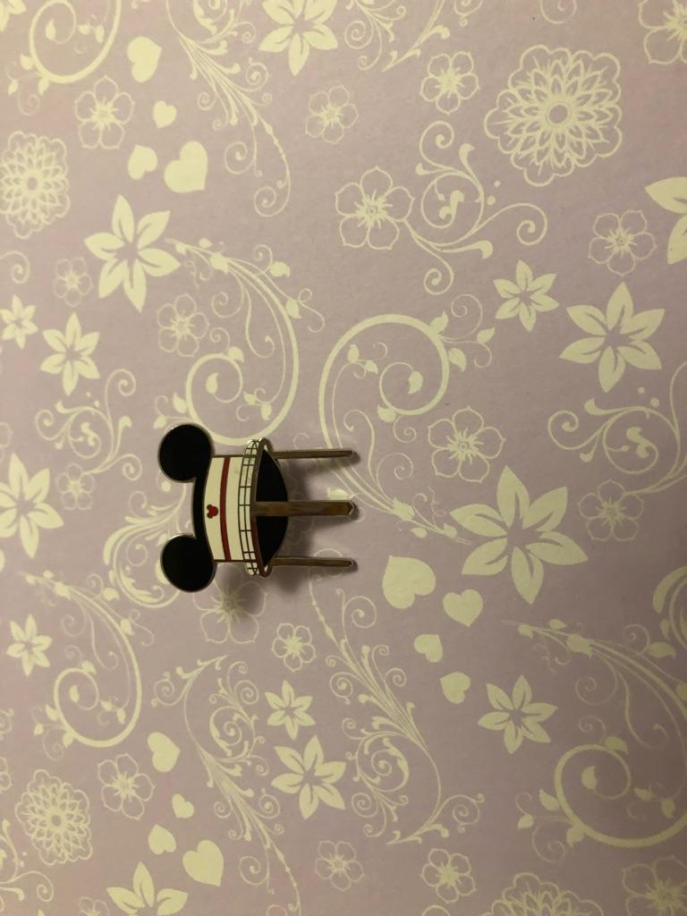 Disney watertower pin
