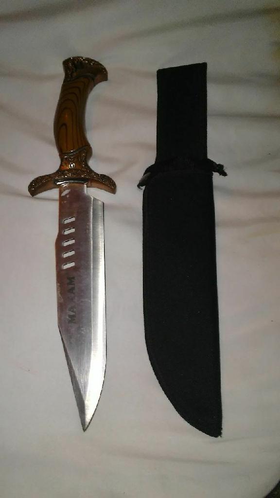 Maxam jungle knife
