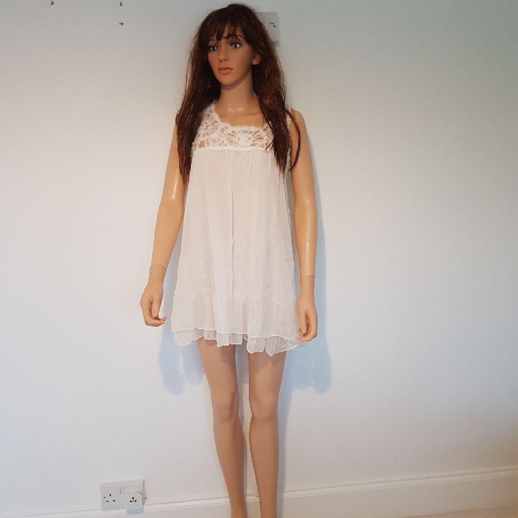 SALE *******WHITE DRESS******SALE