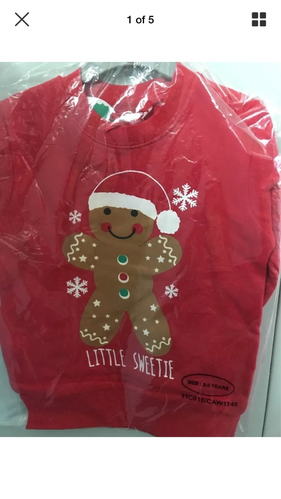 Various Design Brand New Baby & Children's Xmas Sweatshirts