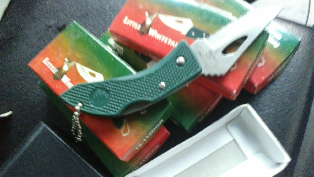 New mini knives $3.00 each