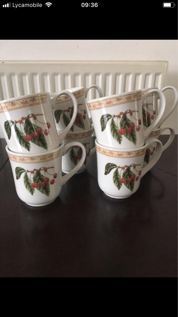 Tea cups for sale