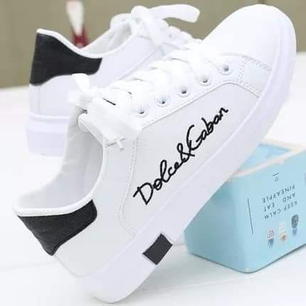 Ladies D&G Trainers