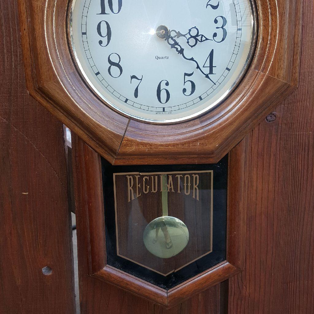 PROJECT REGULATOR CLOCK
