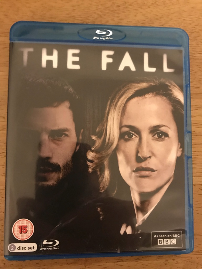 The Fall Season 1 blu ray