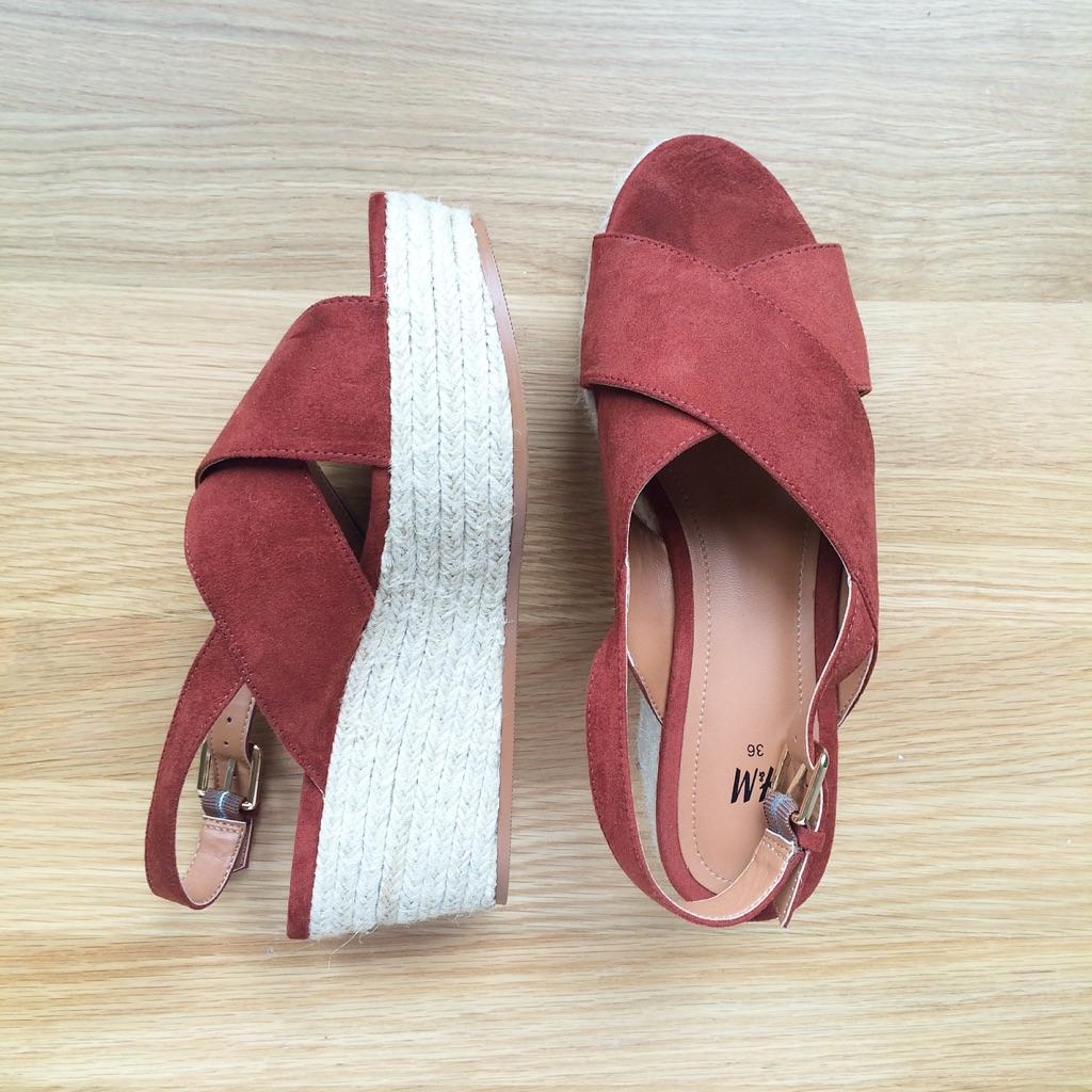 Platform shoes UK 3