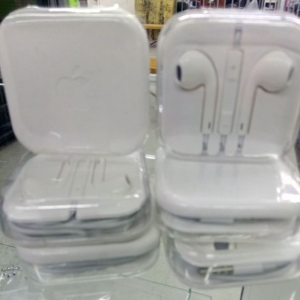Apple earpods 3.5mm headphone plug