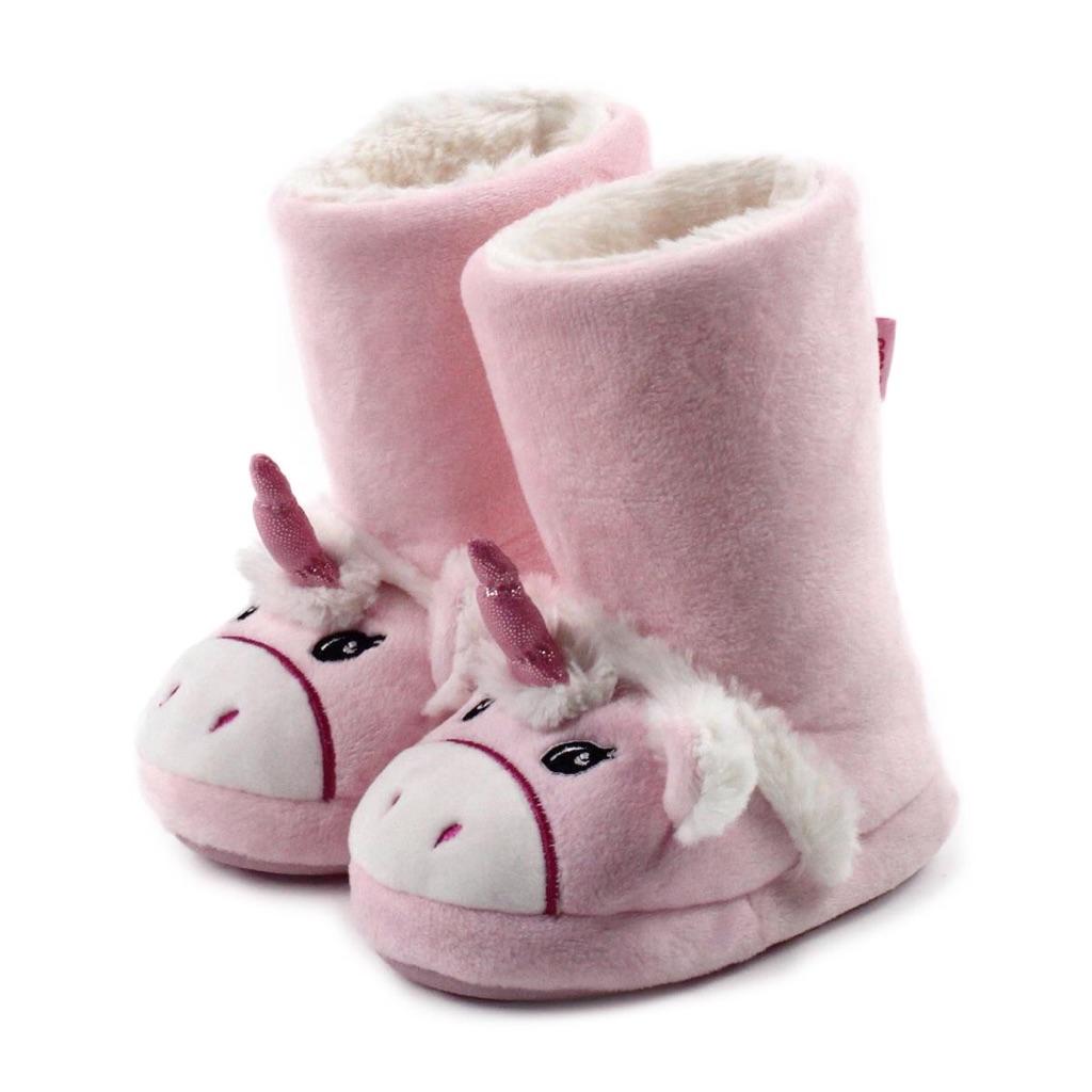 Baby unicorn slippers any size