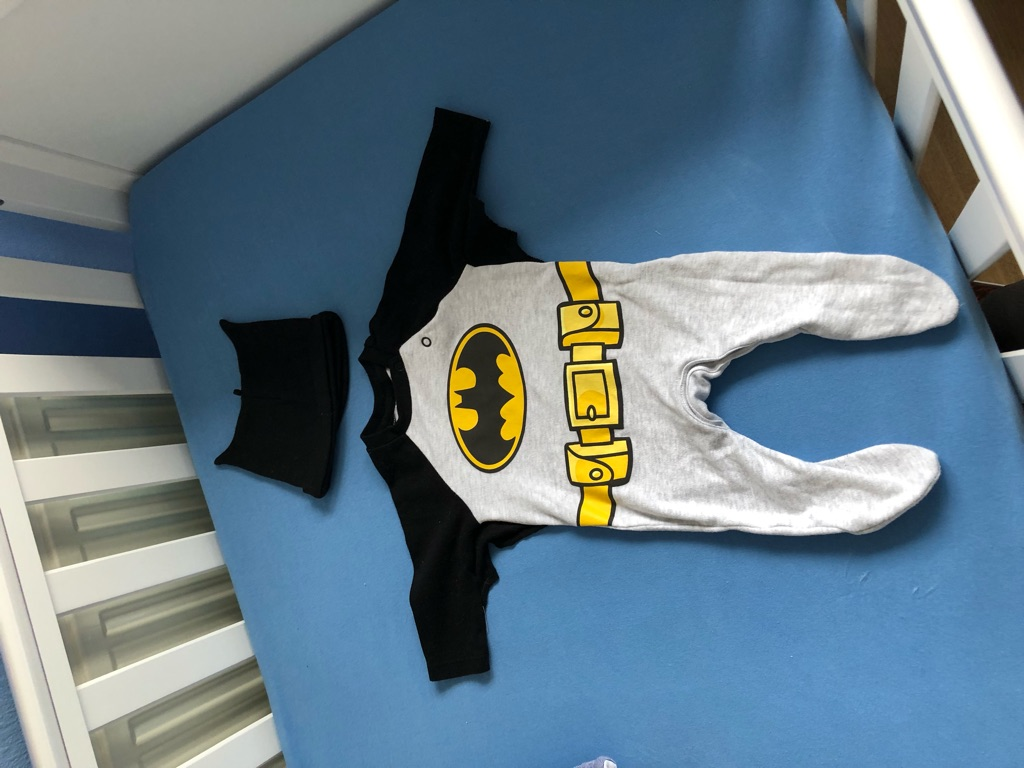 Boy's clothes Up to 1 month