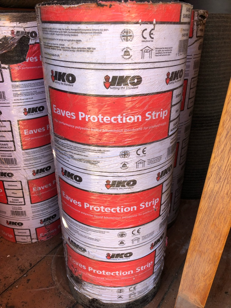 Iko Eaves Protection (roof felt)