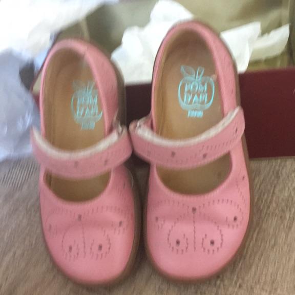 Girls Pom Sapir shoes