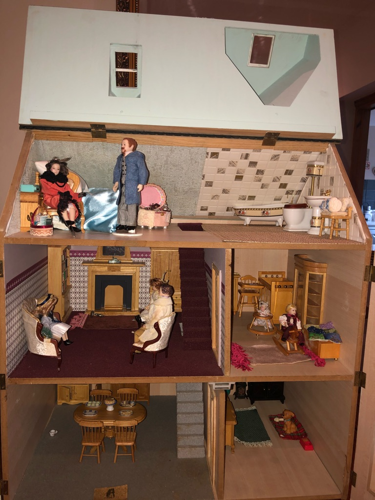 Stunning Dolls House