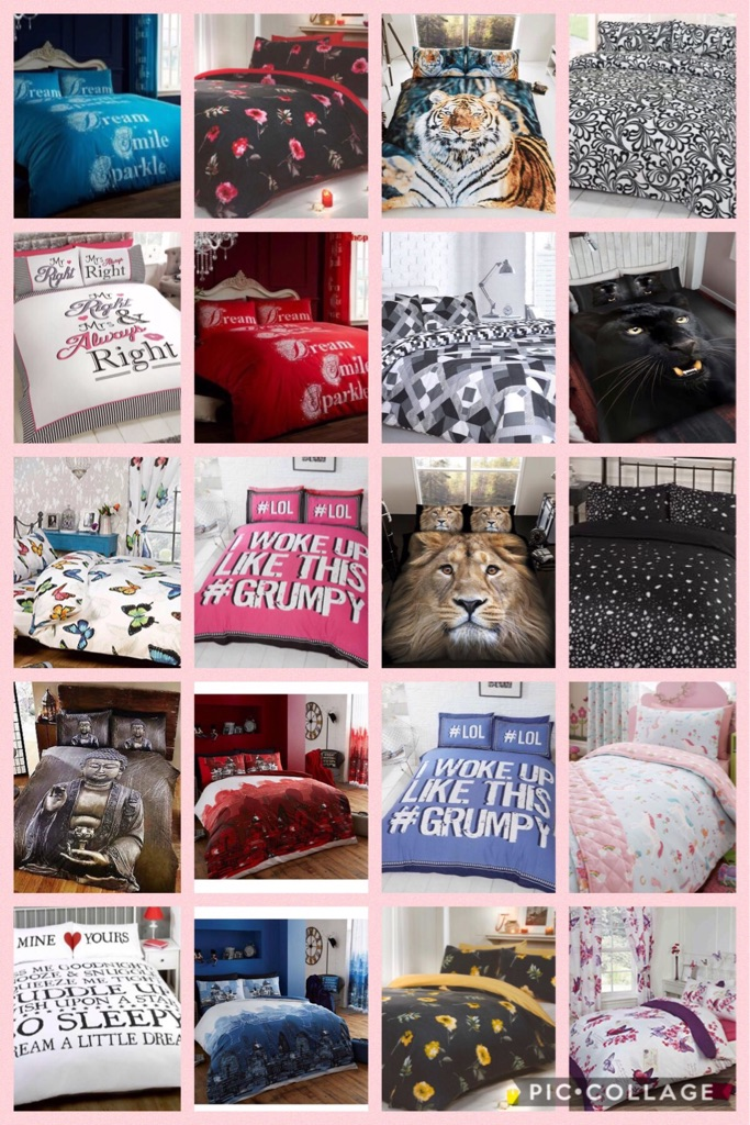 Lots of Duvet Sets