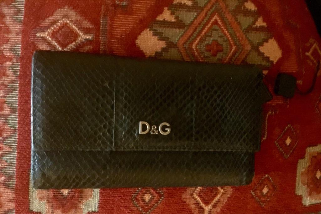 Authentic Dolce & Gabbana purse/wallet