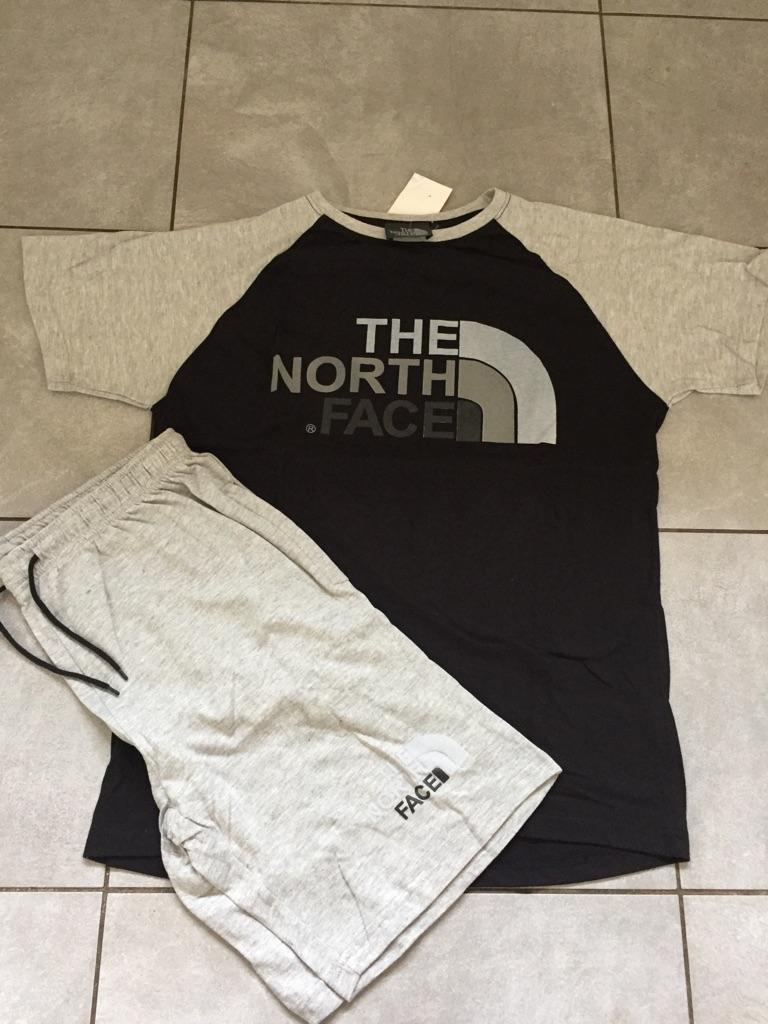 Northface short & top sets