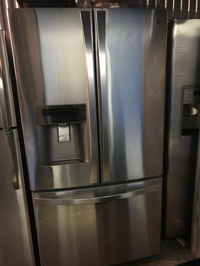 Kenmore French door refrigerator