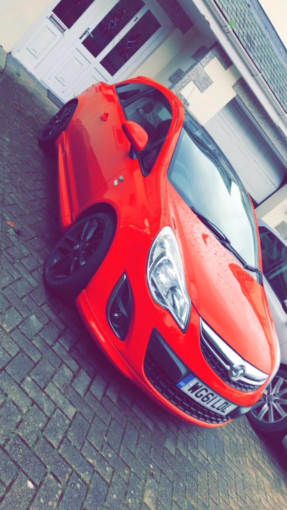 Vauxhall corsa limited edition 1.3 turbo diesel