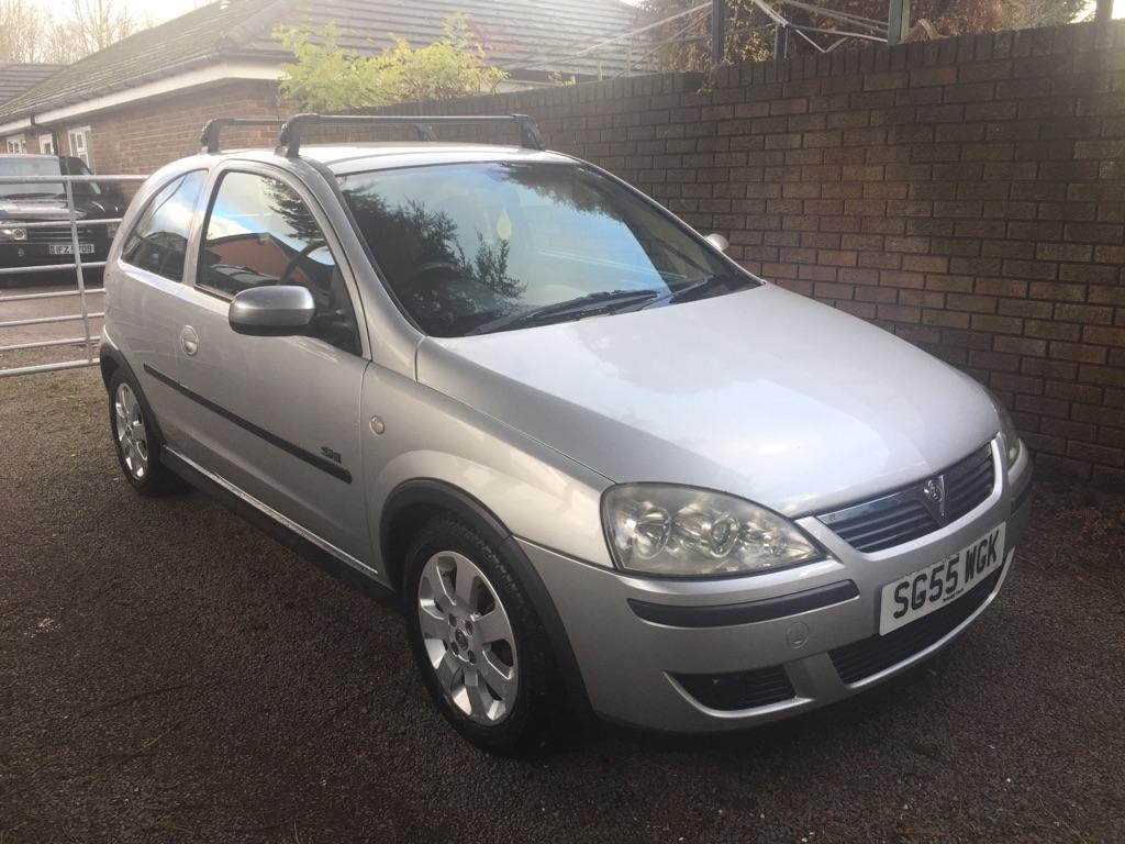 **SOLD** 2005 Vauxhall Corsa 1.2 SXI