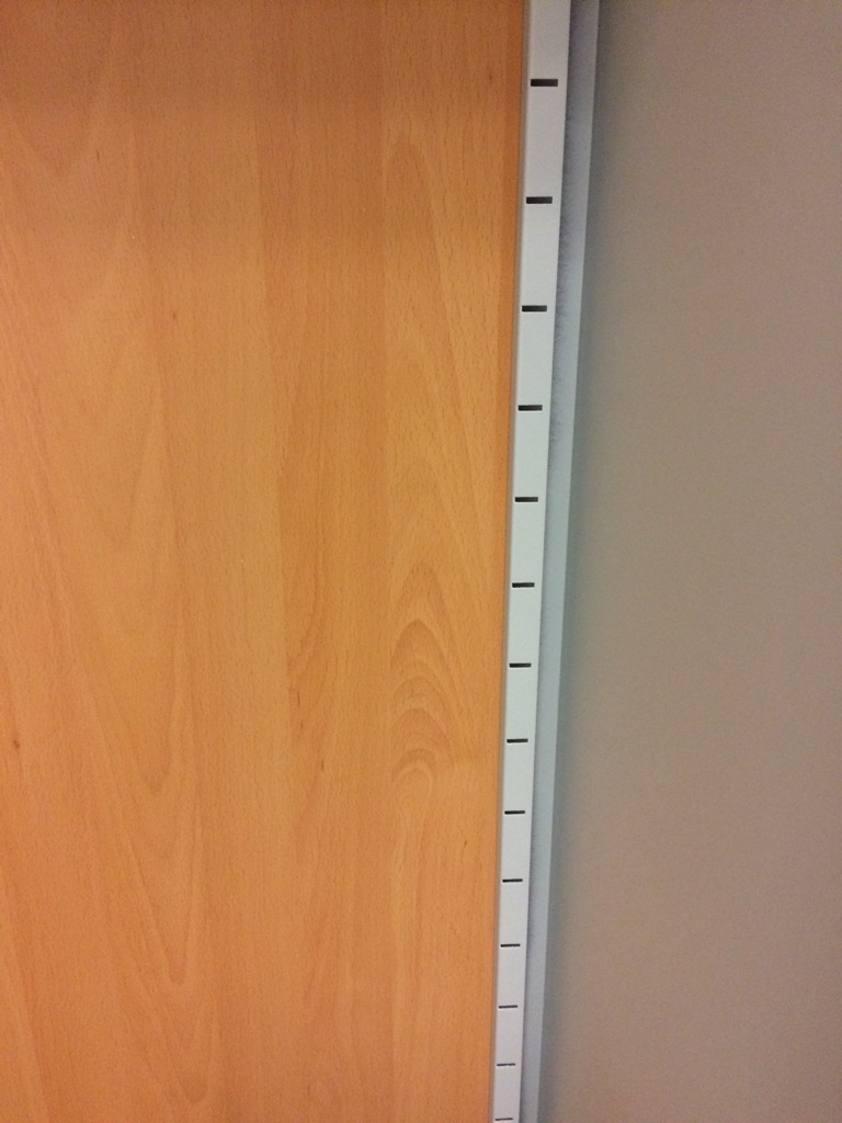Tambour Filing Cabinet / Cupboard