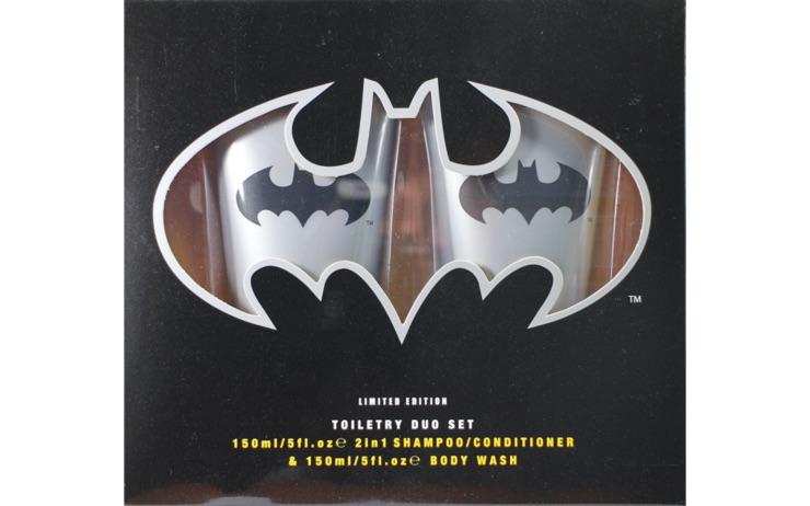Batman bath duo