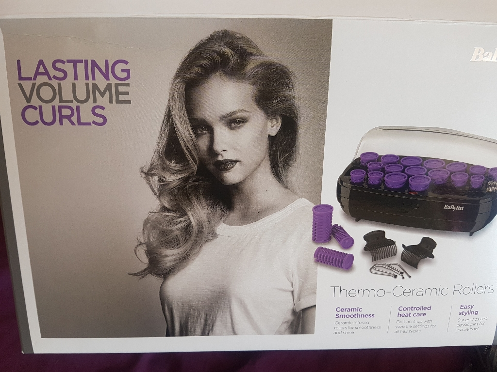 New Hot Rollers Babyliss