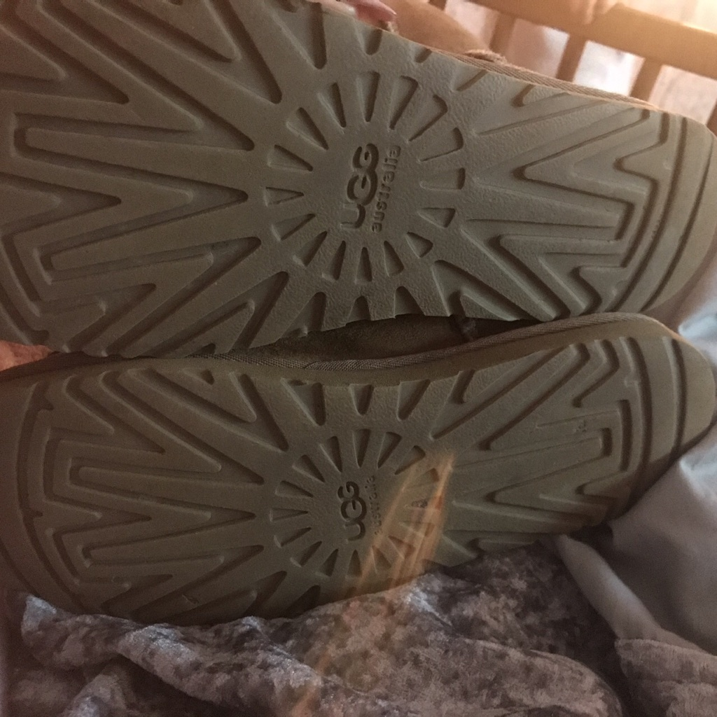 Genuine women's ugg boots